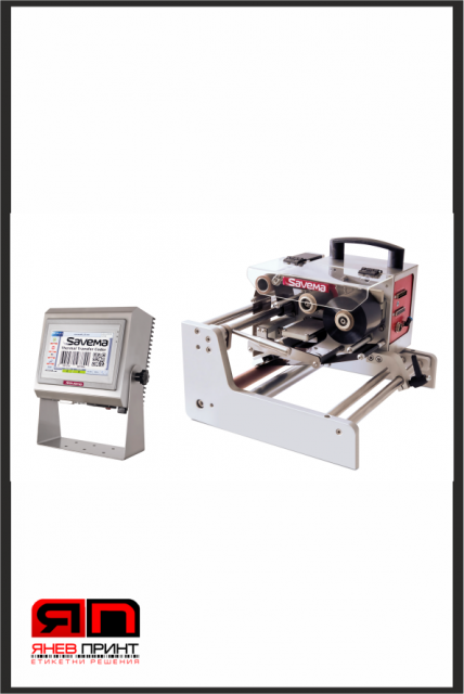 термо трансферен принтер серия 20 - 107 C AB - 107 мм печат