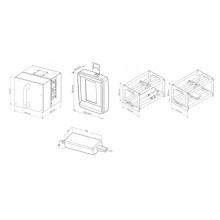 термо трансферен принтер серия 20 - 5340i - 53мм печат